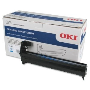 OKI 30K Image Drum - Cyan for C831 series