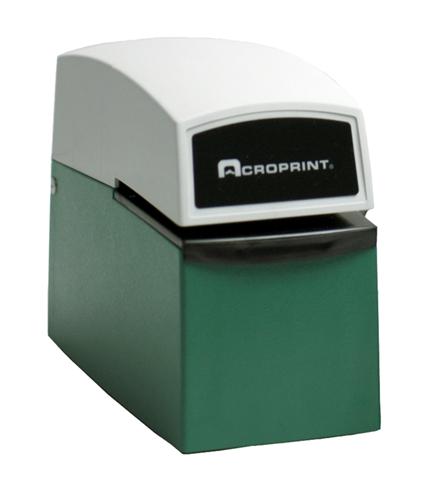 Acroprint ET Date Stamp