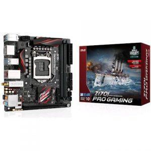 Asus Full Z170 Gaming Experience in Mini-ITX