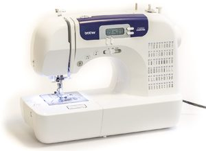 Brother 60-Stitch Computerized Sewing Machine