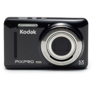 Kodak PixPro FZ53 Black Digital Camera