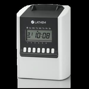 Lathem 700E Calculating Time Clock