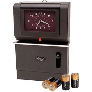 Lathem Battery Powered Time Clock