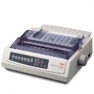OKI MICROLINE 321 Turbo/n Printer