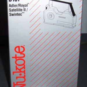 Adler Royal Satellite II, Swintec Ribbon by Nukote-B167