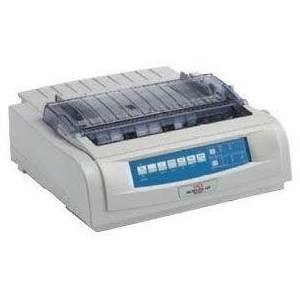 Oki Data MICROLINE 421 Serial (Black) Printer