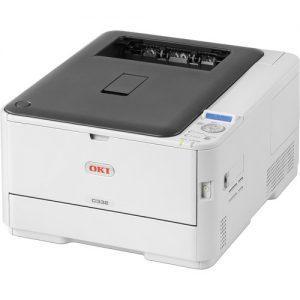 Oki Data C332dn Color Printer