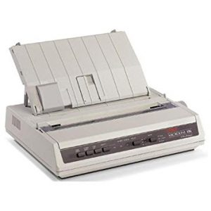 Oki Data MICROLINE 186Plus Parallel, USB 120V Printer