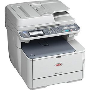 OKI MC562W COLOR MFP Printer
