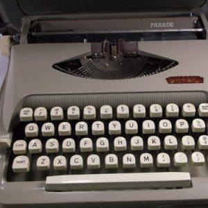 Royal Parade Typewriter