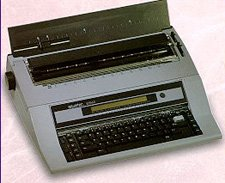 Swintec 2640i Electronic Display Typewriter