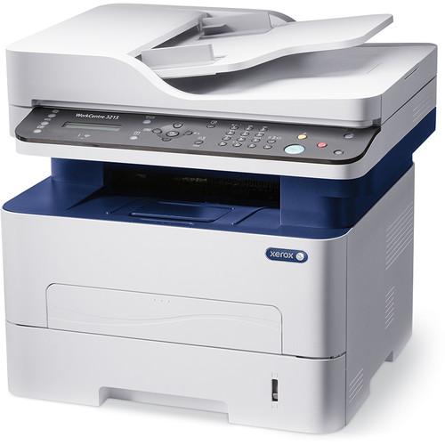 Xerox WorkCentre 3215 Multifunction Printer