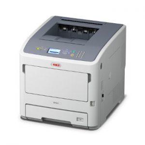 OKI B731dn Printer