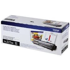Brother Toner Cartridge, Black (TN-221BK)
