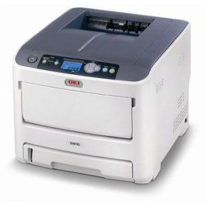 OKI C610n Color Printer