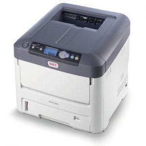 OKI C711WT Color Printer