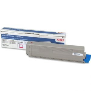 Oki 10K Toner - Magenta for C831 series