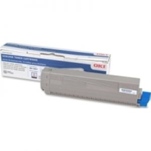 Oki 10K Toner - Black for C831 series