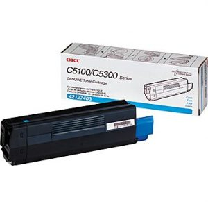 Oki C5150 Black Toner Cartridge